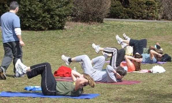 Maplewood Boot Camps
